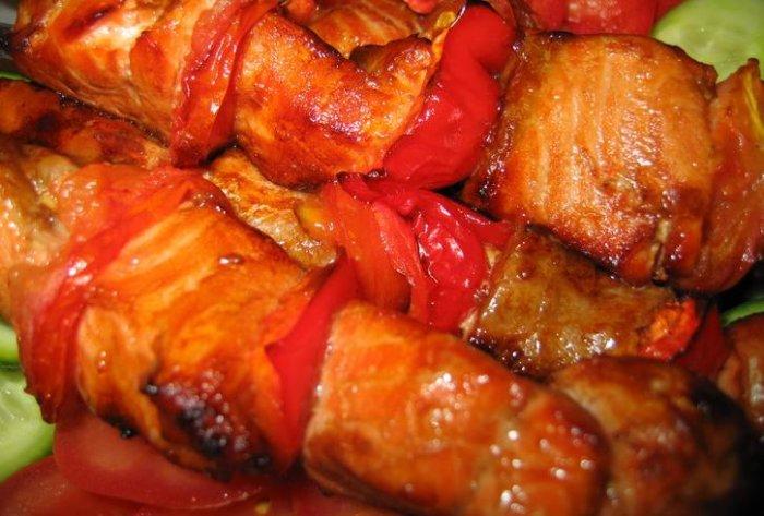 Мясо лося в духовке рецепт