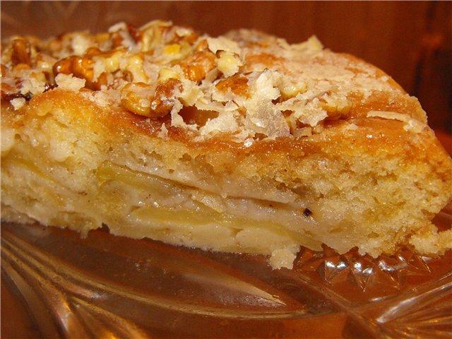 Пироги: рецепты с фото