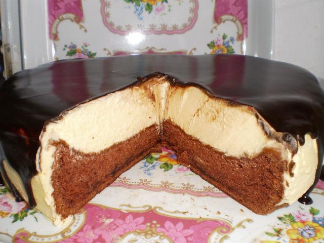 печеночный торт рецепт с фото пошагово с манкой