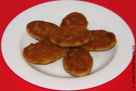 котлеты из минтая с сыром рецепт