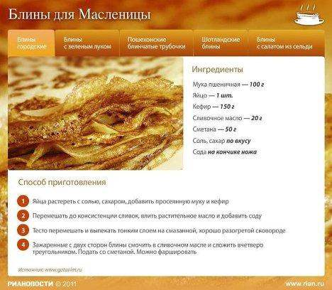 рецепт турецких блинов с фото