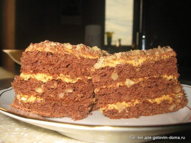 Рецепты торта золотой ключик 14