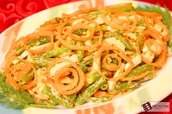 салат с чипсами и свеклой рецепты