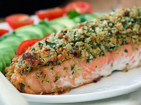 Запеченная рыба: Лучшие рецепты рыбы запеченной в духовке ...