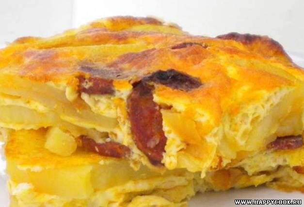 Как варить картошку тушеную