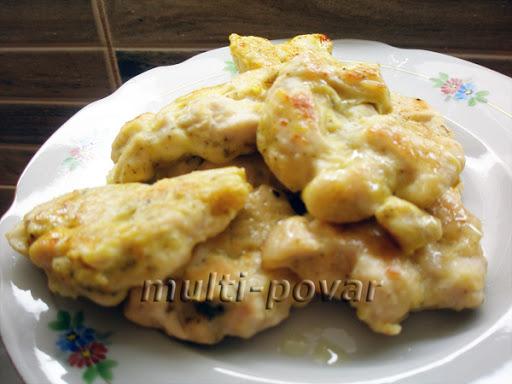 рецепт филе курицы и гречки в мультиварке