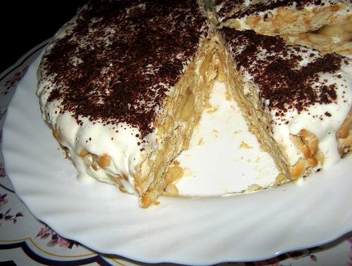 как сделать торт рецепты маленький