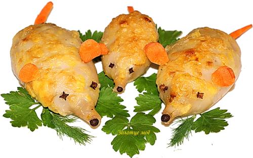 Рецепт в горшочке из фольге
