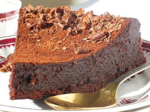 Шоколадный торт, рецепт