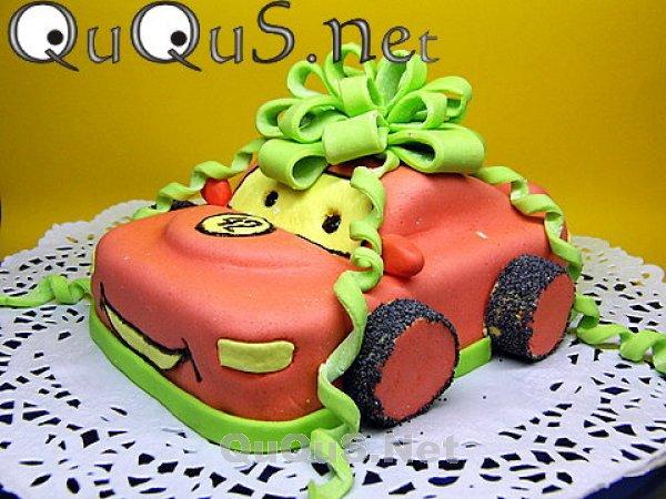 Рецепт торта в форме черепахи