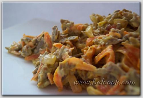 Курица с грибами в сливочном соусе в мультиварке рецепт с фото пошагово