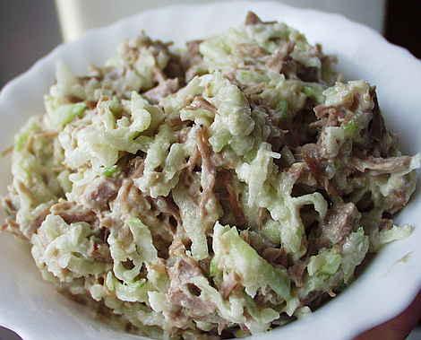 рецепты мясных салатов с майонезом с