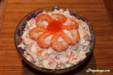 Салаты овощные на день рождения простые и вкусные рецепты фото