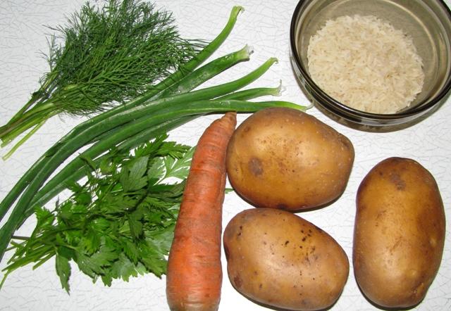 простой рецепт простого овощного супа