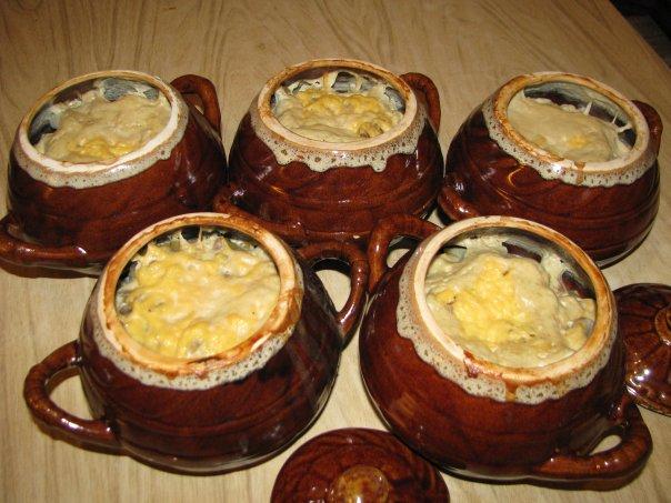 рецепты супов в горшочках с фото