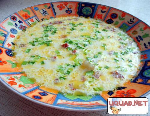 сырный суп с рецепты с фото простые и вкусные
