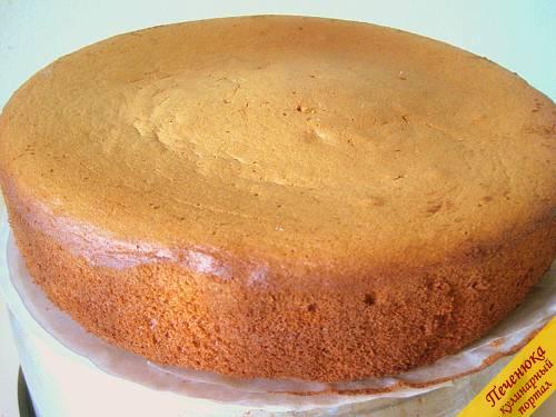 Бисквитное тесто для торта (рецепт) - Кулинарный портал Печенюка.