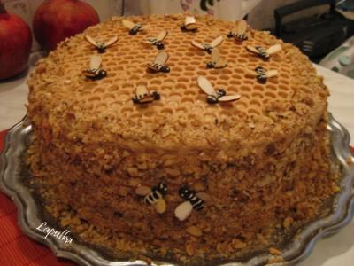 Торт медовик фото рецепт » Вкусные и простые рецепты с ...
