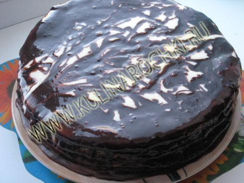 Север киевский торт