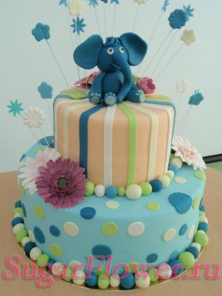 Торт детский день рождения фото рецепт