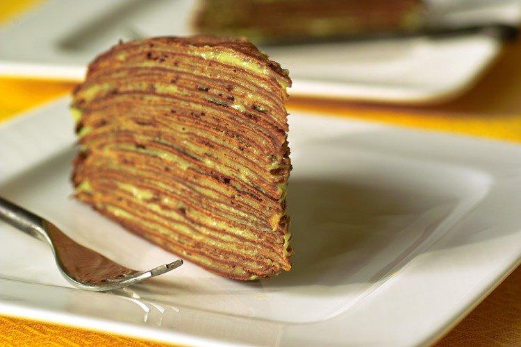 торт с орешками и сгущенкой рецепт