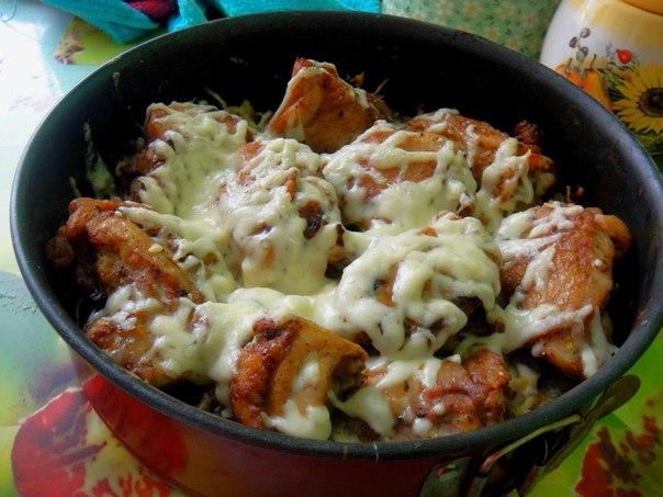рецепт борща куриного