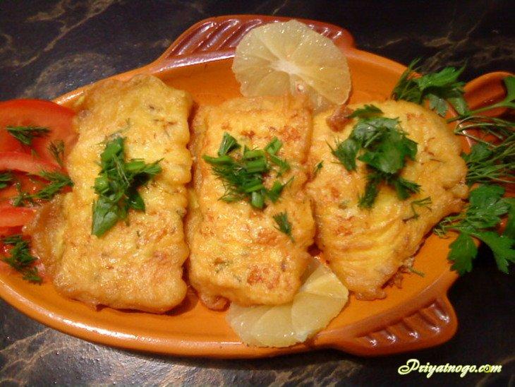 рыба в духовке самые простые рецепты