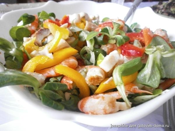 вкусные салаты с перцем рецепты с фото