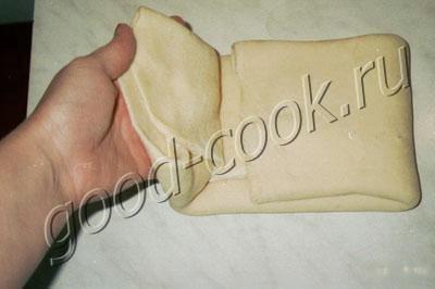 Слоеное дрожжевое тесто рецепты