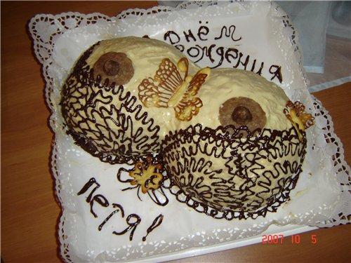 торт мечта холостяка фото