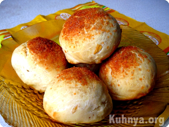 Рецепты булочки в хлебопечке