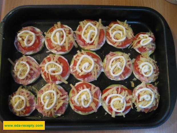 перец и кабачки в духовке рецепты с фото