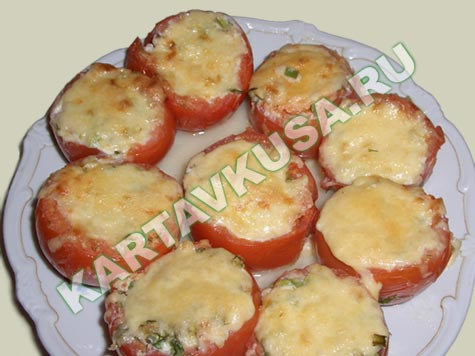 Салат из морепродуктов помидоров сыра