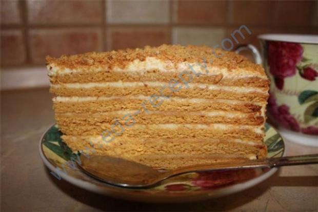 Торт наполеон пошаговый рецепт с фото простой рецепт с фото