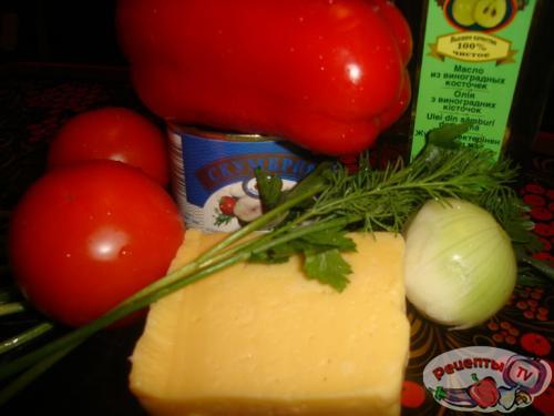 Салаты без майонеза и без яиц рецепты с