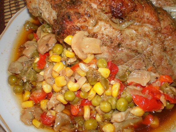 Свинина духовая рецепты простые и вкусные