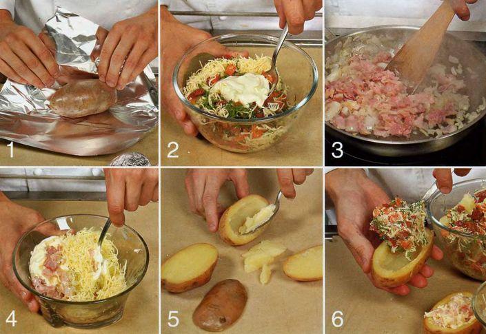 Рецепт для пирога с персиками