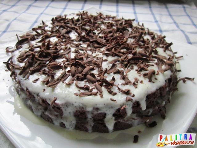 Простые торты в домашних условиях с фото