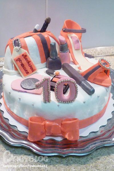 Букет для девочки 10 лет