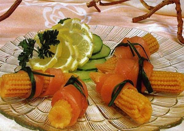 вкусные рецепты салатов с кукурузой и ветчиной